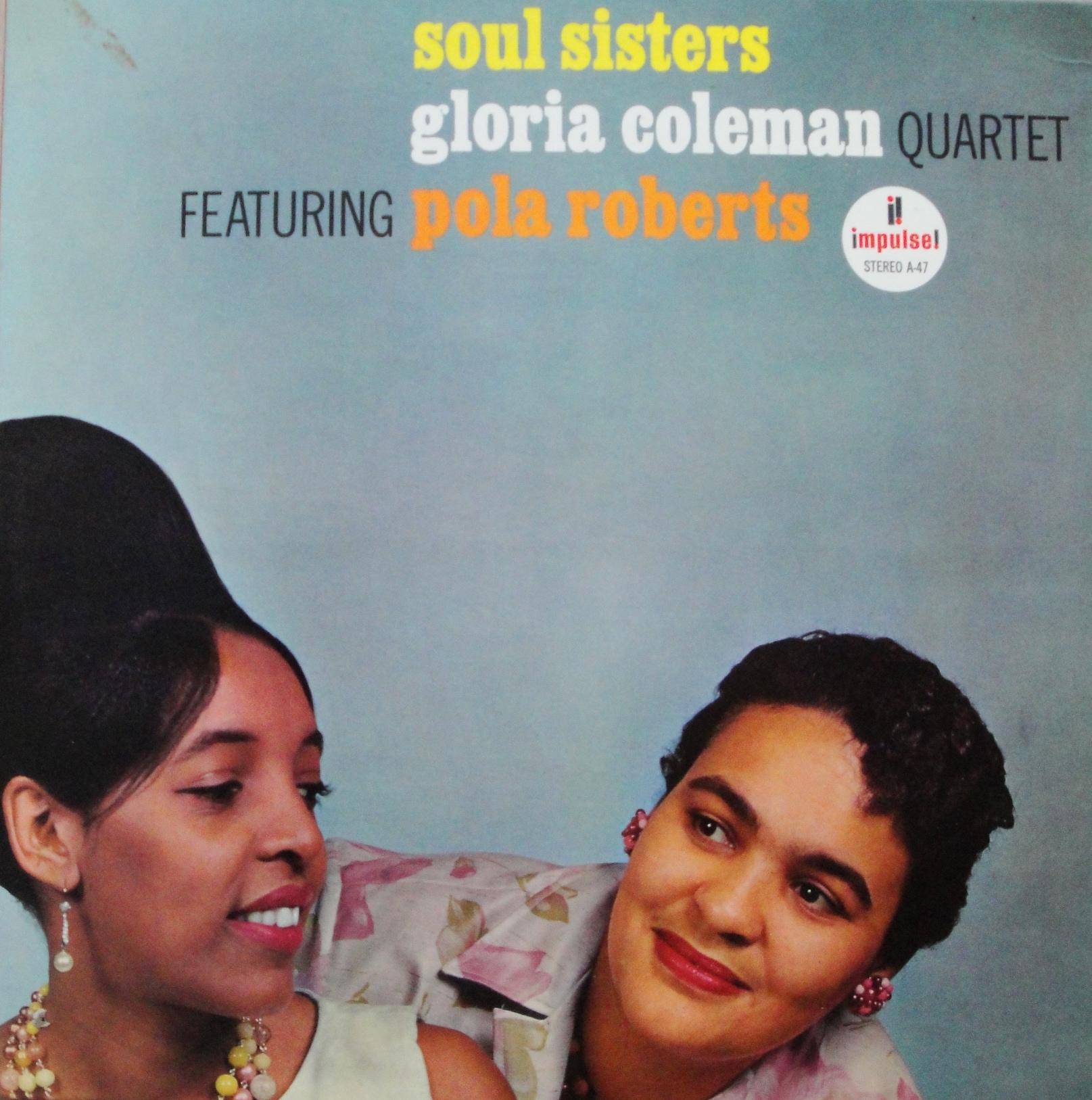 Gloria Coleman - Soul Sisters