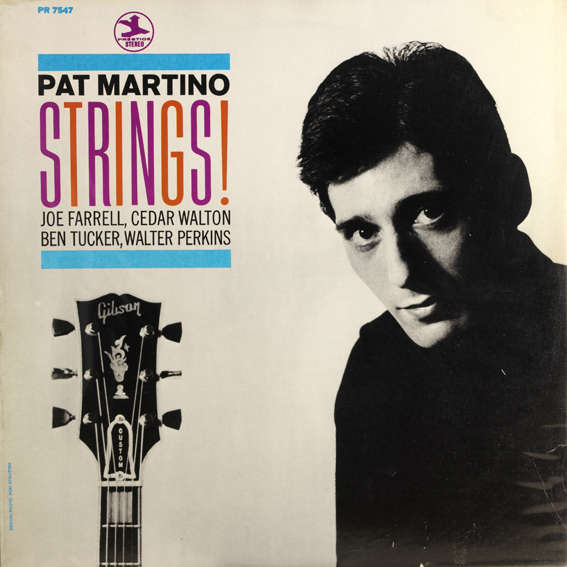 Pat Martino - Strings