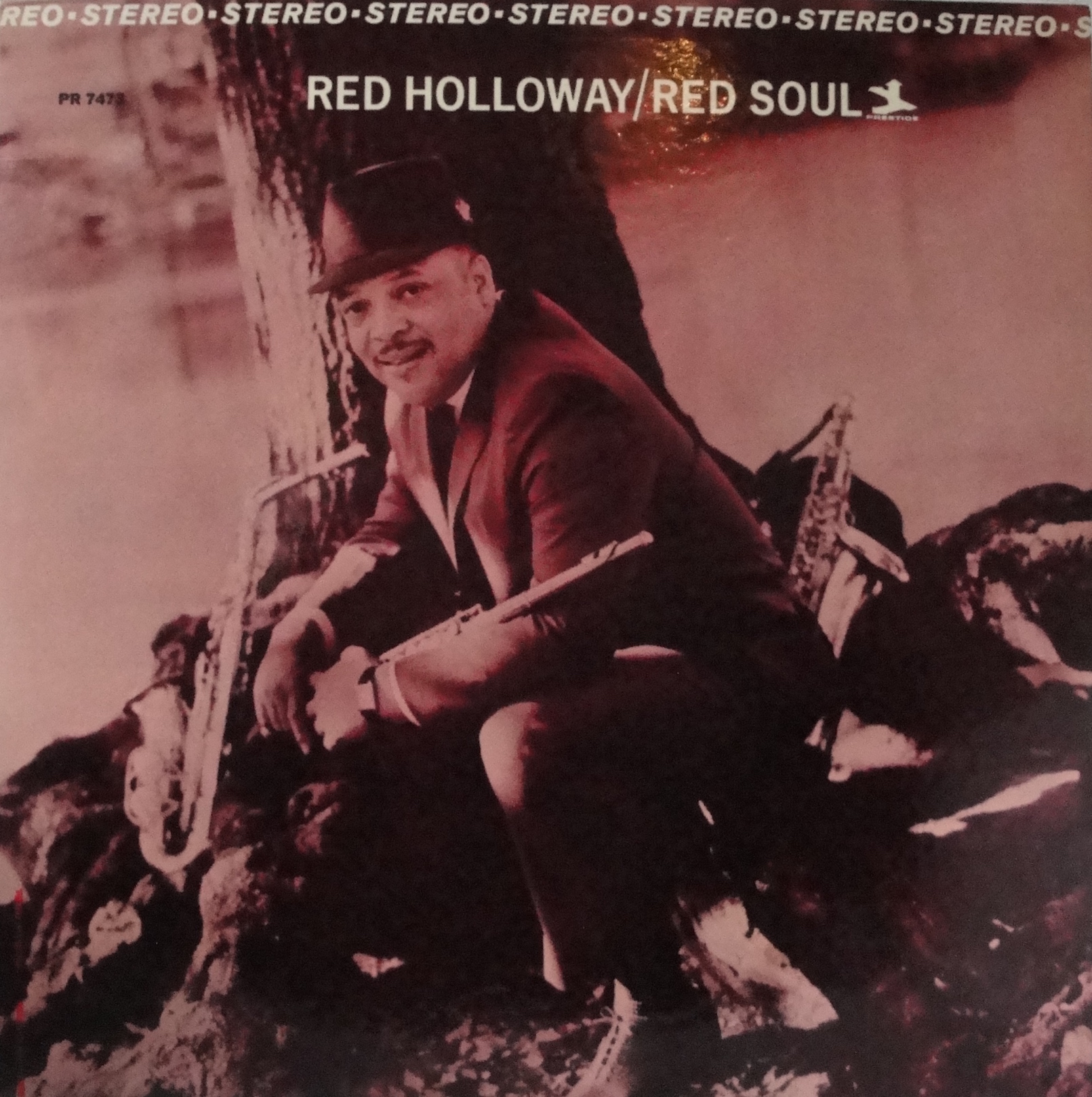 Red Holloway - Red Soul
