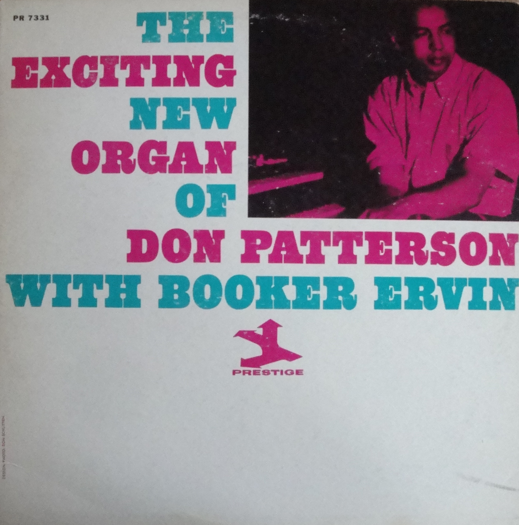 Don Patterson - The Exciting New Organ