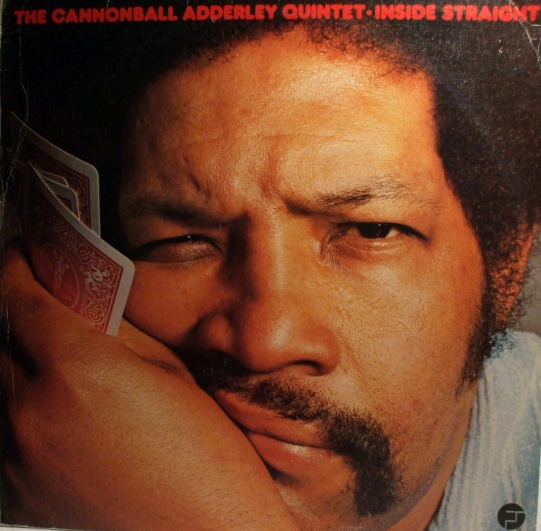 Cannonball Adderley - Inside Straight