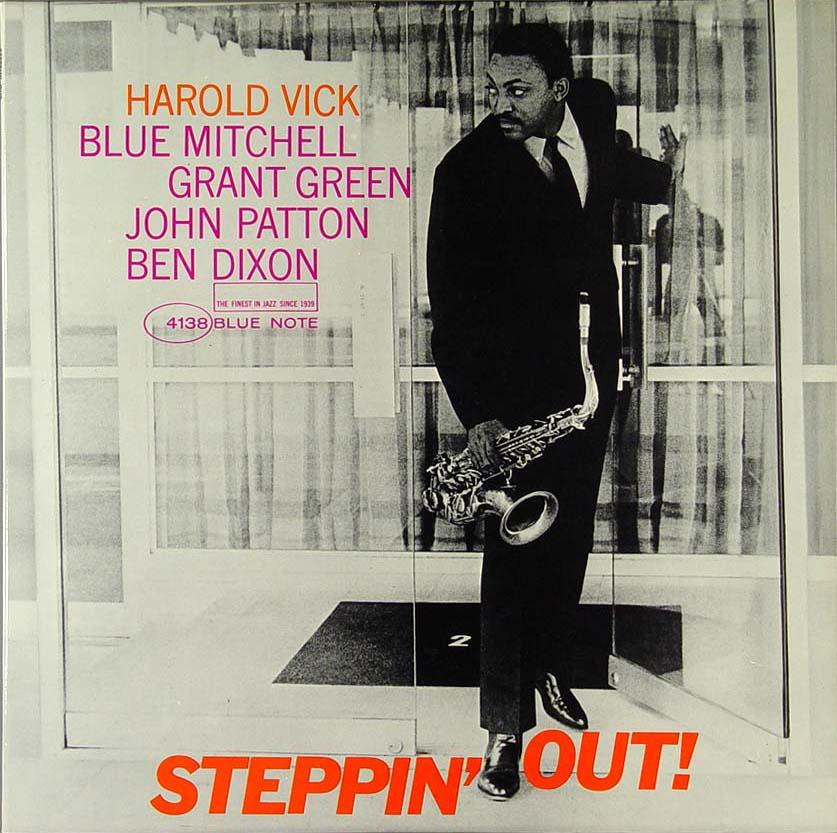 Harold Vick - Steppin' Out