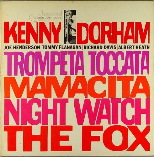 Kenny Dorham - Trompeta Toccata