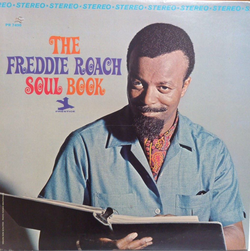 Freddie Roach - The Soul Book