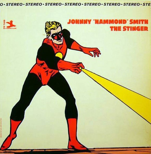 "Johnny ""Hammond"" Smith - The Stinger"