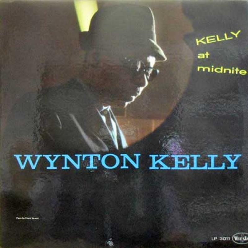 Wynton Kelly - Kelly At Midnite