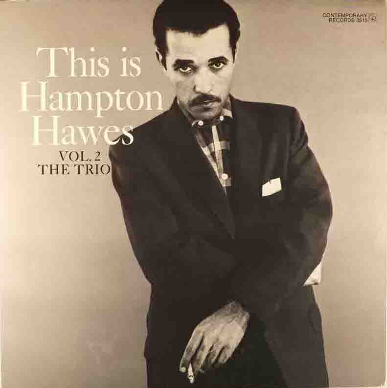 Hampton Hawes - This Is Hampton Hawes
