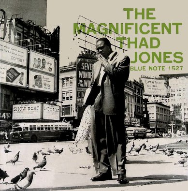 Thad Jones - The Magnificent Thad Jones