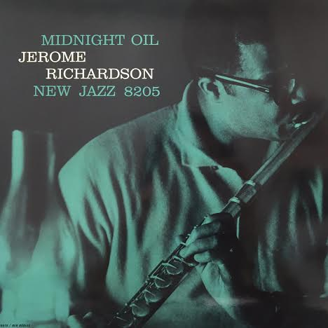Jerome Richardson - Midnight Oil