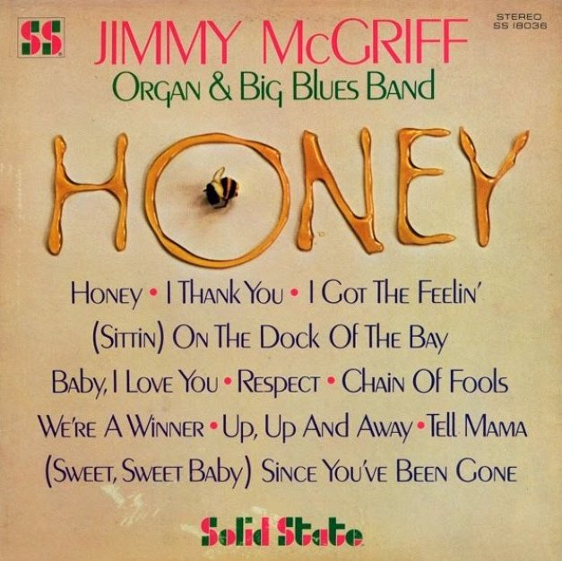 Jimmy McGriff - Honey