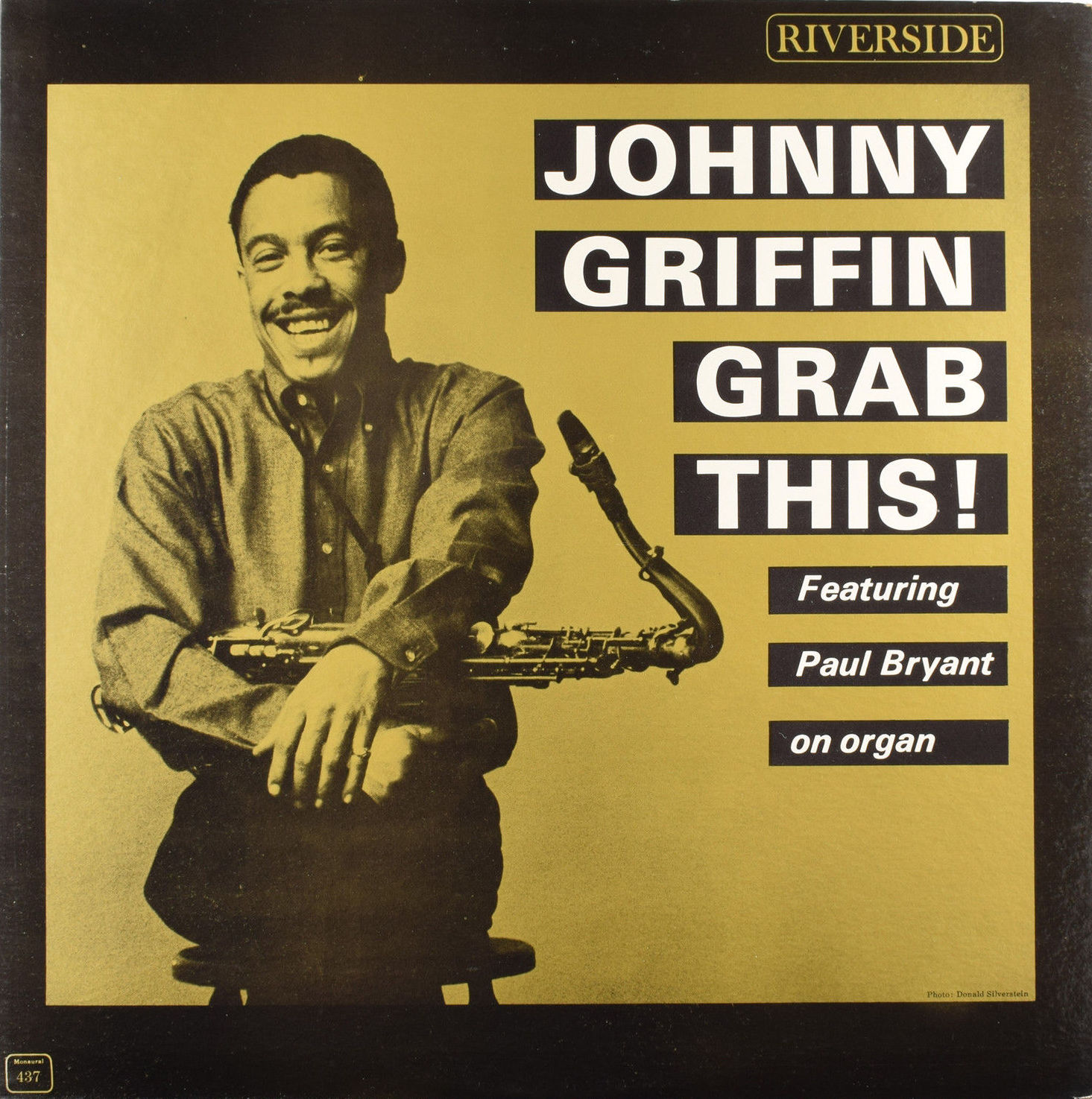 Johnny Griffin - Grab This!