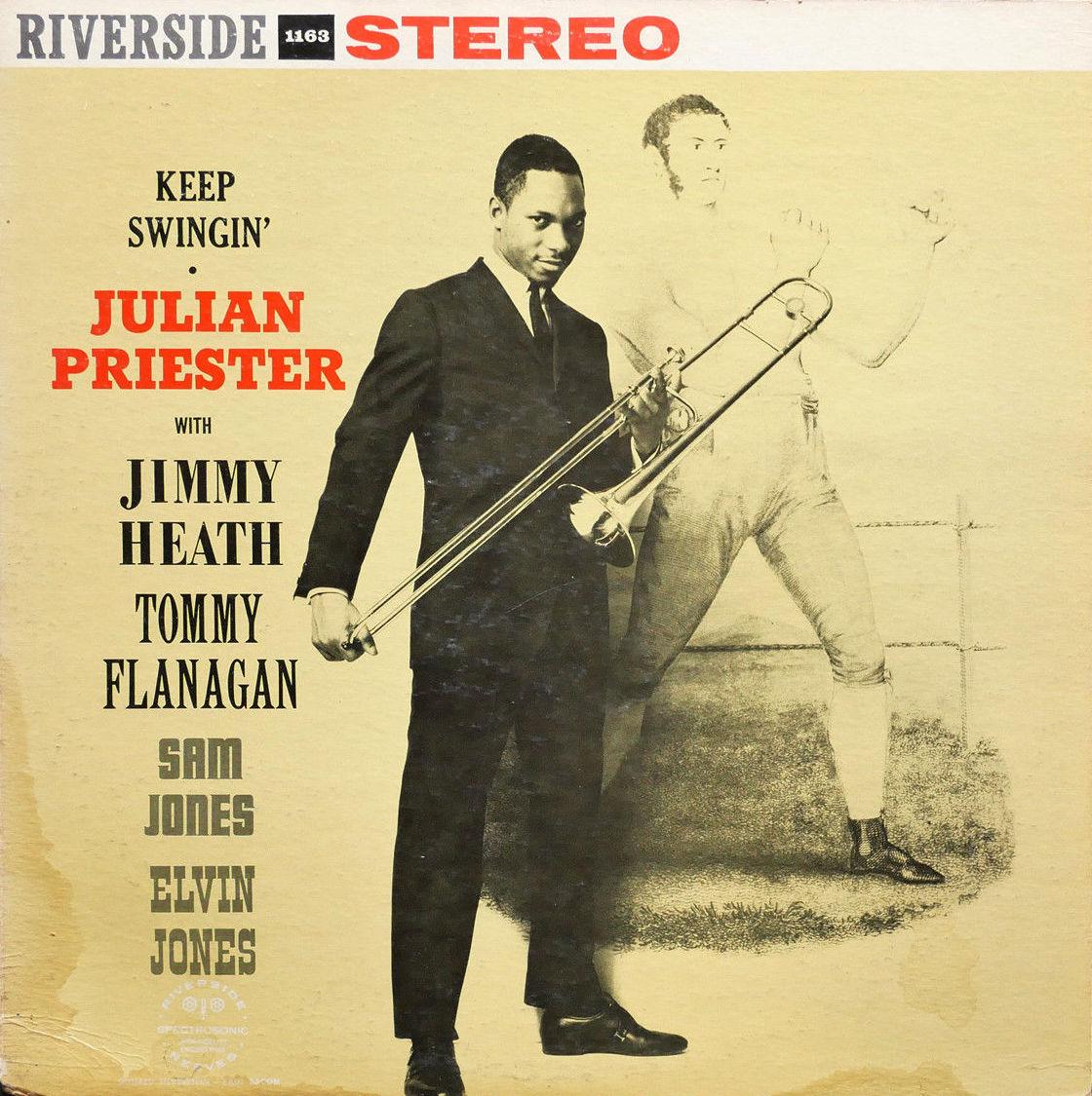 Julian Priester - Keep Swinging