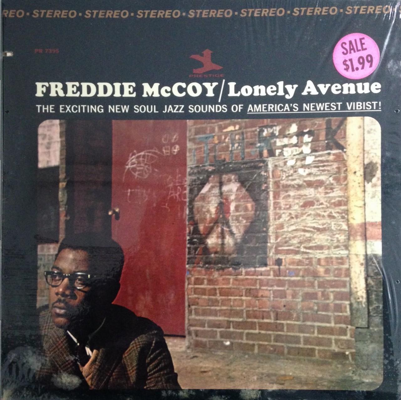 Freddie McCoy - Lonely Avenue