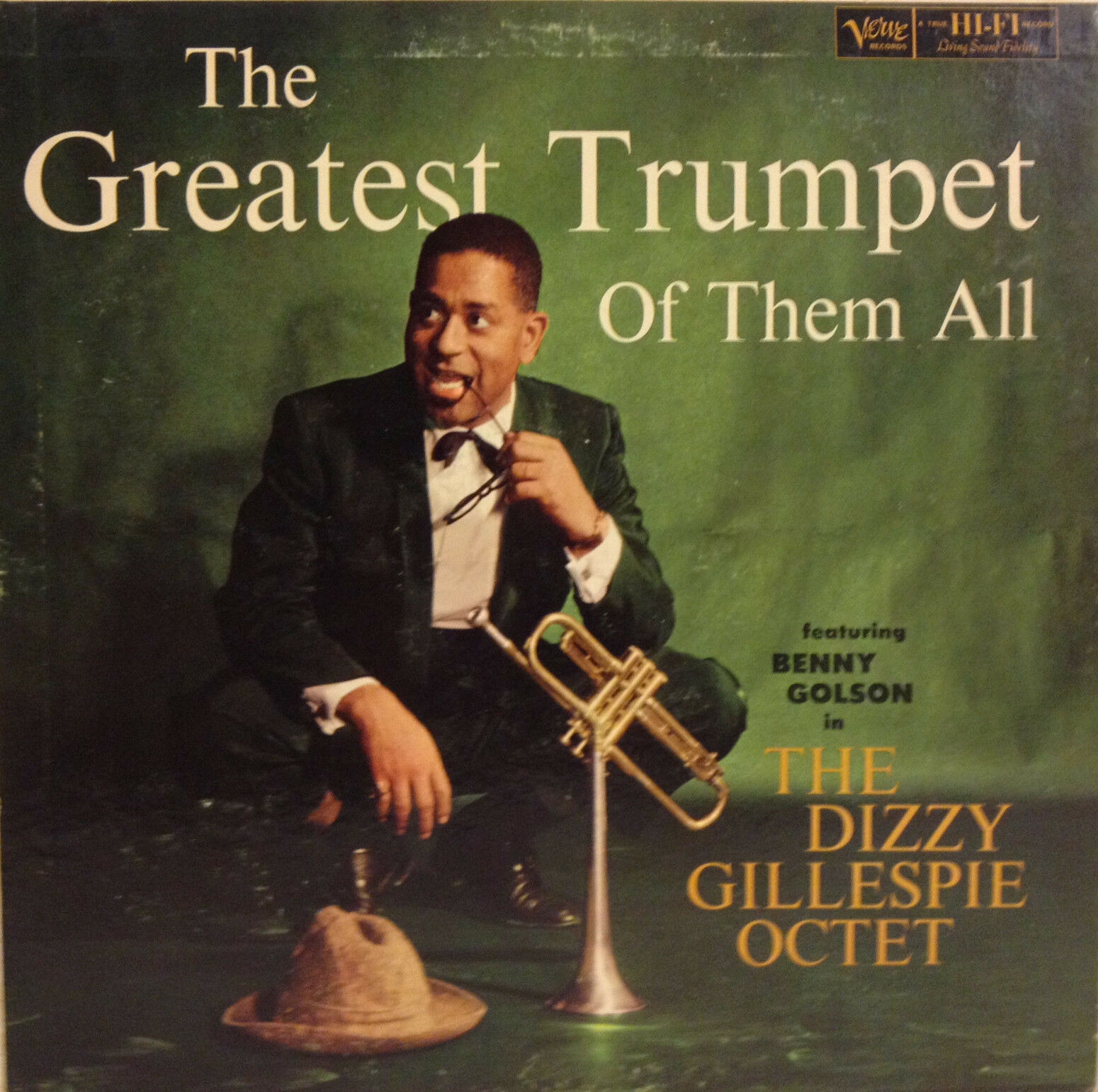 Dizzy Gillespie - The Greatest Trumpeter Of Them All