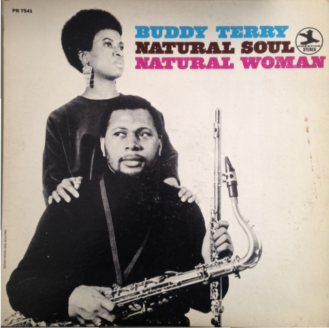 Buddy Terry - Natural Soul Natural Woman
