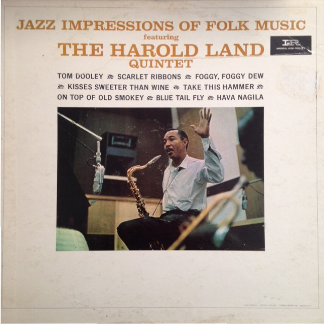 Harold Land - Jazz Impressions Of Folk Music