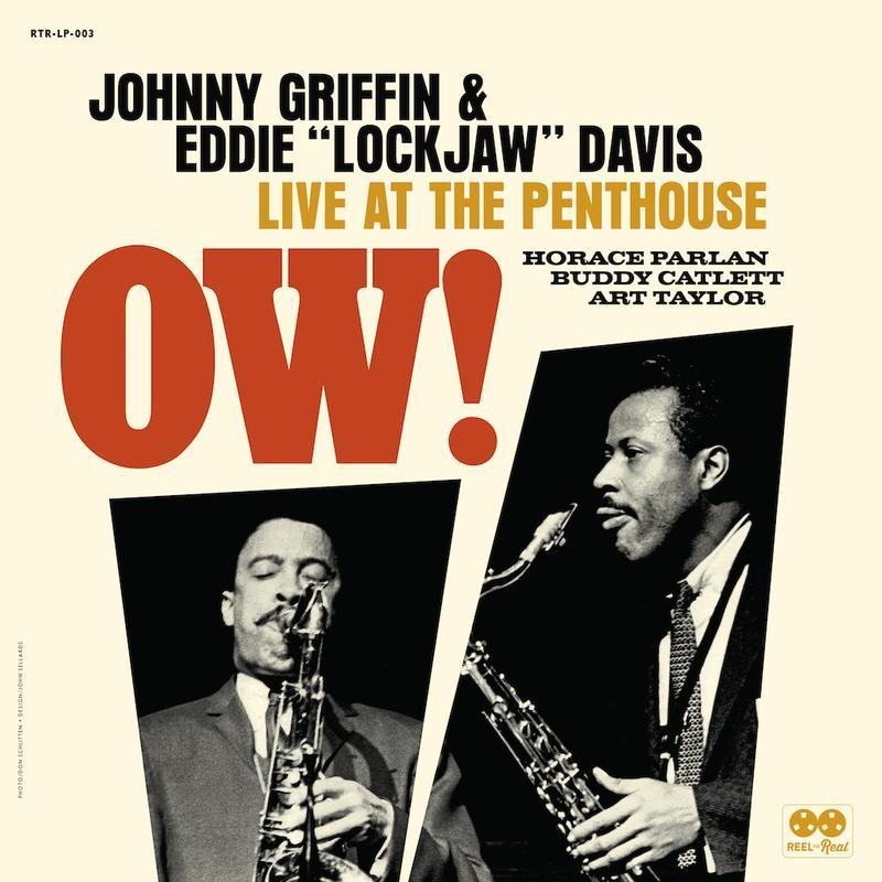 "Johnny Griffin & Eddie ""Lockjaw"" Davis - Live At The Penthouse"