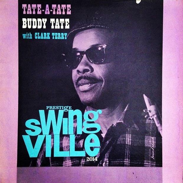 Buddy Tate - Tate-A-Tate