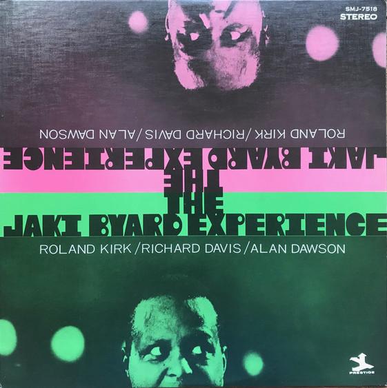 Jaki Byard - The Jaki Byard Experience