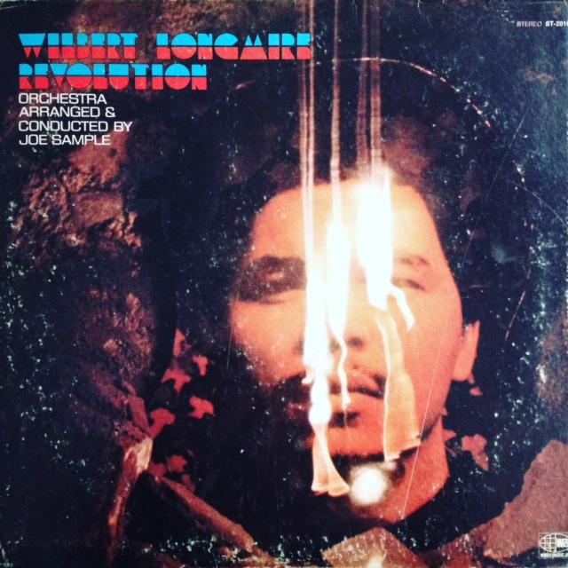 Wilbert Longmire - Revolution